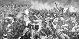 The Battle of Adowa