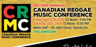 Canadian Reggae Music Conference